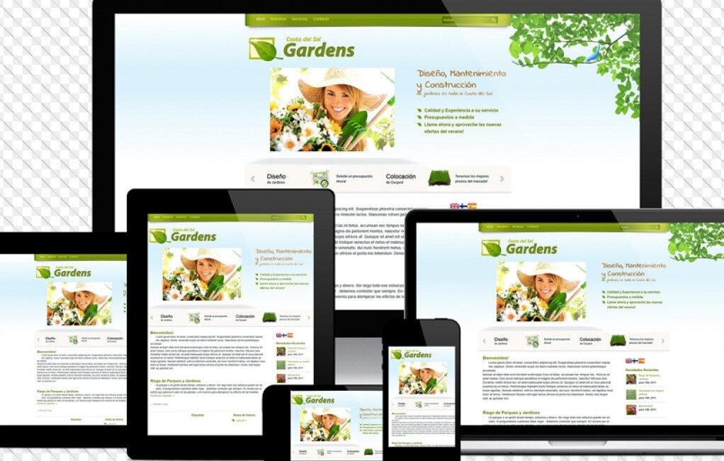 hjemmeside og webdesign